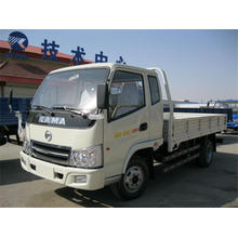Light Flatbed Truck 4 Ton 4X4 Cargo Truck