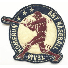 Baseball Team Uniform Adhesive Embroidery Arm Badge