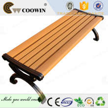 recycled plastic outdoor bench exported to South America area About