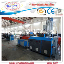 PE PP PA corrugated pipe extrusion machine plastic machinery