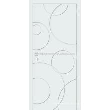 Популярный модные межкомнатные двери МДФ современного дизайна