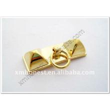 Doppelpyramide Tasche Hardware Dekoration