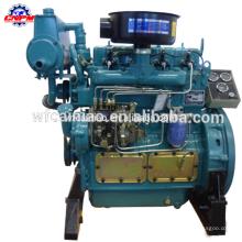 R6105IZLC 180hp moteur diesel marin avec boîte de vitesses 135A