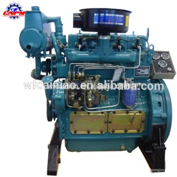 Motor diesel marinho de R6105IZLC 180hp com caixa de engrenagens 135A