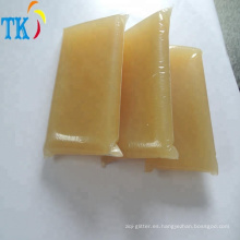 Pegamento animal pegamento de gelatina industrial
