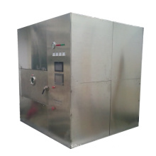Microwave Vacuum Dryer Dehydrator Fruit Apples Hanging Tray for Cherries Blueberries Stone Dehydration 304 Stainless Steel 30000