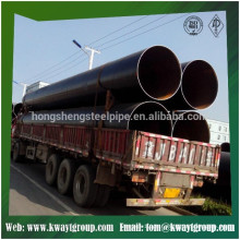 Großer Durchmesser Spiral Stahlrohr zum Verkauf