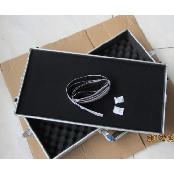 Flight case para tablero de pedales de guitarra
