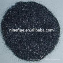 Carbure de silicium noir de catégorie réfractaire