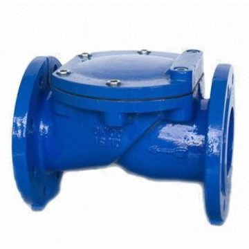 Rubber Coated Disc Check Valve (H44X)