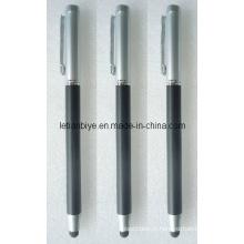 Venda quente logotipo marca caneta stylus (LT-C477)