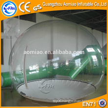 Outdoor inflatable bubble lodge tent for sale
