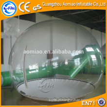 Tenda inflável ao ar livre da loja da bolha para a venda