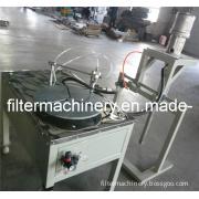 Filter End Cap Gluing Machine