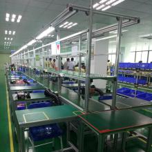 Chaîne de montage électronique pour systèmes de convoyeur à bande pour téléphones mobiles