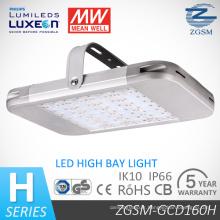 IP66/Ik10 évalué agréé LED haute baie Light avec UL Dlc TUV SAA