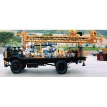 Equipamento de perfuração montado reboque Gl-III