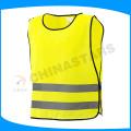 100% breathable soccer training vest for children