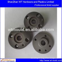 Machining aluminum gear DSLR Parts