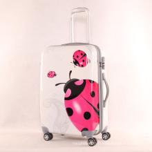 Pousse la boîte pour faire glisser le mot de passe de la boîte pour enregistrer le cas Male and Female Luggage Universal Wheel Surface