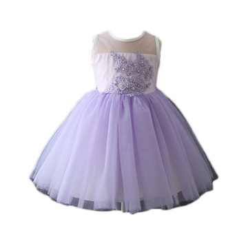 New Arrivals Cheap Pakistani India Kids Girls O-neck Frocks style Party Dresses