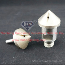 Sintered Diamond Countersink Bit for Glass Drilling
