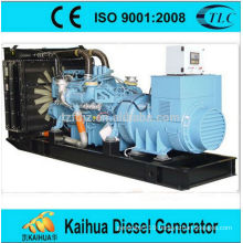 Environmental protection type 1750KVA MTU diesel generator set