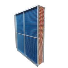 Intercambiador de calor de las bobinas de enfriamiento de aluminio para el sistema de la CA