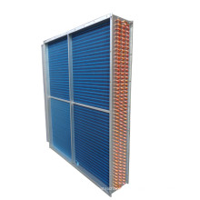 Trocador de calor das bobinas de refrigeração de alumínio para o sistema da CA