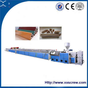 Yf Series WPC Profile Extruder Machine