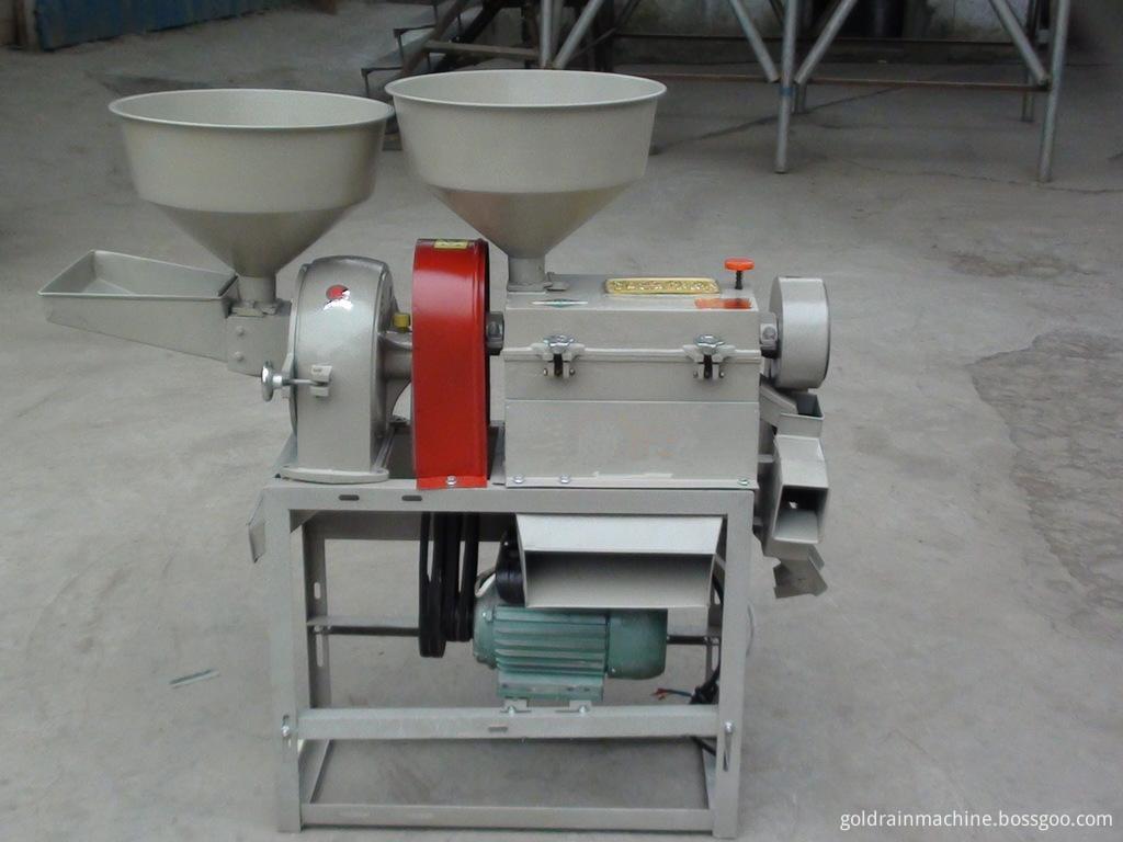 Rice Shelling Machine