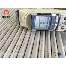 Tube lancar penukar haba, ASTM A213 TP316L 25.4mm x 1.245mm, 1.4404 / SUS316L