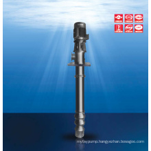 Long-Axis Vertical Discharge Pump for Public Work and Iron Metallurgy