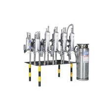 Automatisches Flüssigstickstoff-Füllsystem für Bier/Saft