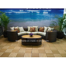 Antique New Design Leisure Garden Sofa