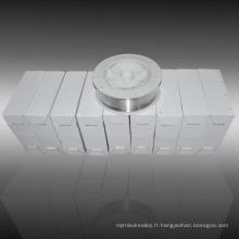 1.6mm Zn pur / Tafa01t / aluminium utilisé dans la ligne de conduite