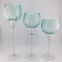 Kerzenständer aus Glas