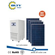 3kw выключено Grid Солнечная энергетическая система