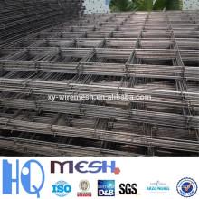 Panneau en maille soudé galvanisé à bas prix / panneaux en treillis métallique soudé par pvc