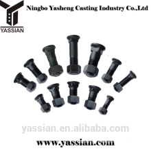 YASSIAN high quality hot sale 10.9mm bolts and nuts