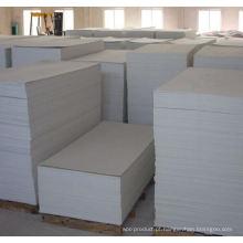 Molde impermeável do PVC de 15mm para construir