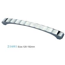 Aleación de zinc de muebles de hardware Tirar manija de gabinete (21601)