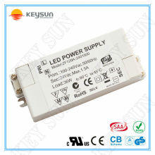 LED Downlight 24V Power Adapter 1.5A 1500mA LED driver 36W LED Alimentation pour éclairage