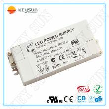 LED Downlight 24V Power Adapter 1.5A 1500mA LED driver 36W LED Alimentação para iluminação