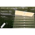 2.4G sem fio com controle interno luzes LED para plantas