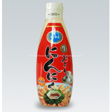 Room Bottle Seasoning Flavored Garlic Paste Puree