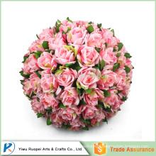 60 cm ou como sua necessidade Bolas de plástico beijo, atacado flor artificial