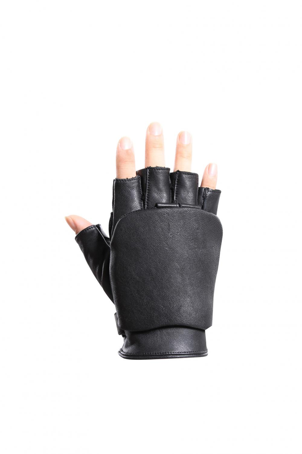 Leather Tactical Gloves