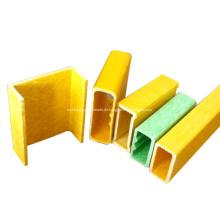 Kunststoff verstärktes Composite Hohlfaserröhrchen für Griff