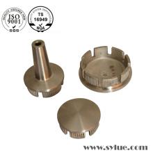 Corte de Ningbo personalizado do laser de 5 linhas do bronze